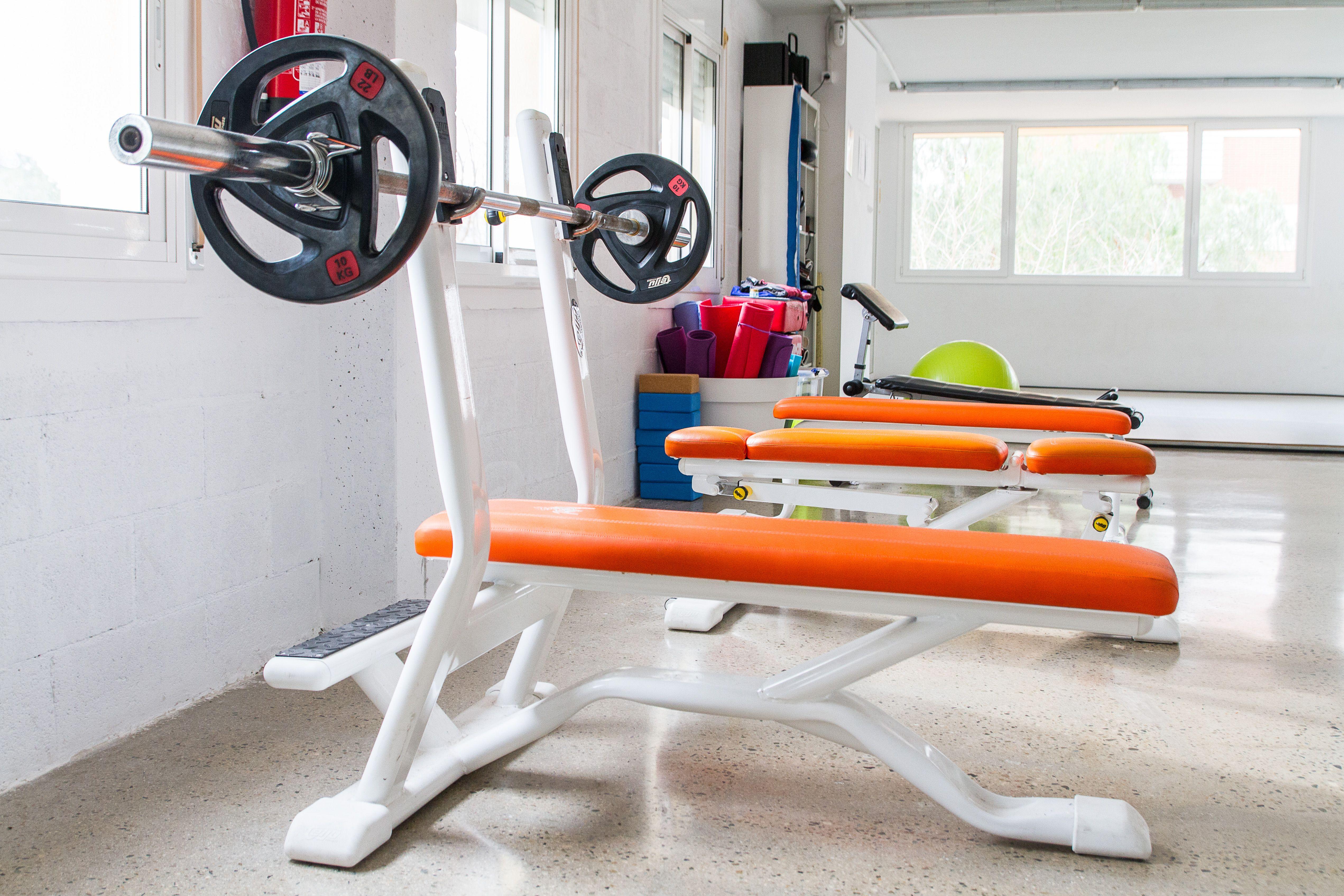 Nuestras salas están adaptadas y preparadas para la práctica de deportes de contacto