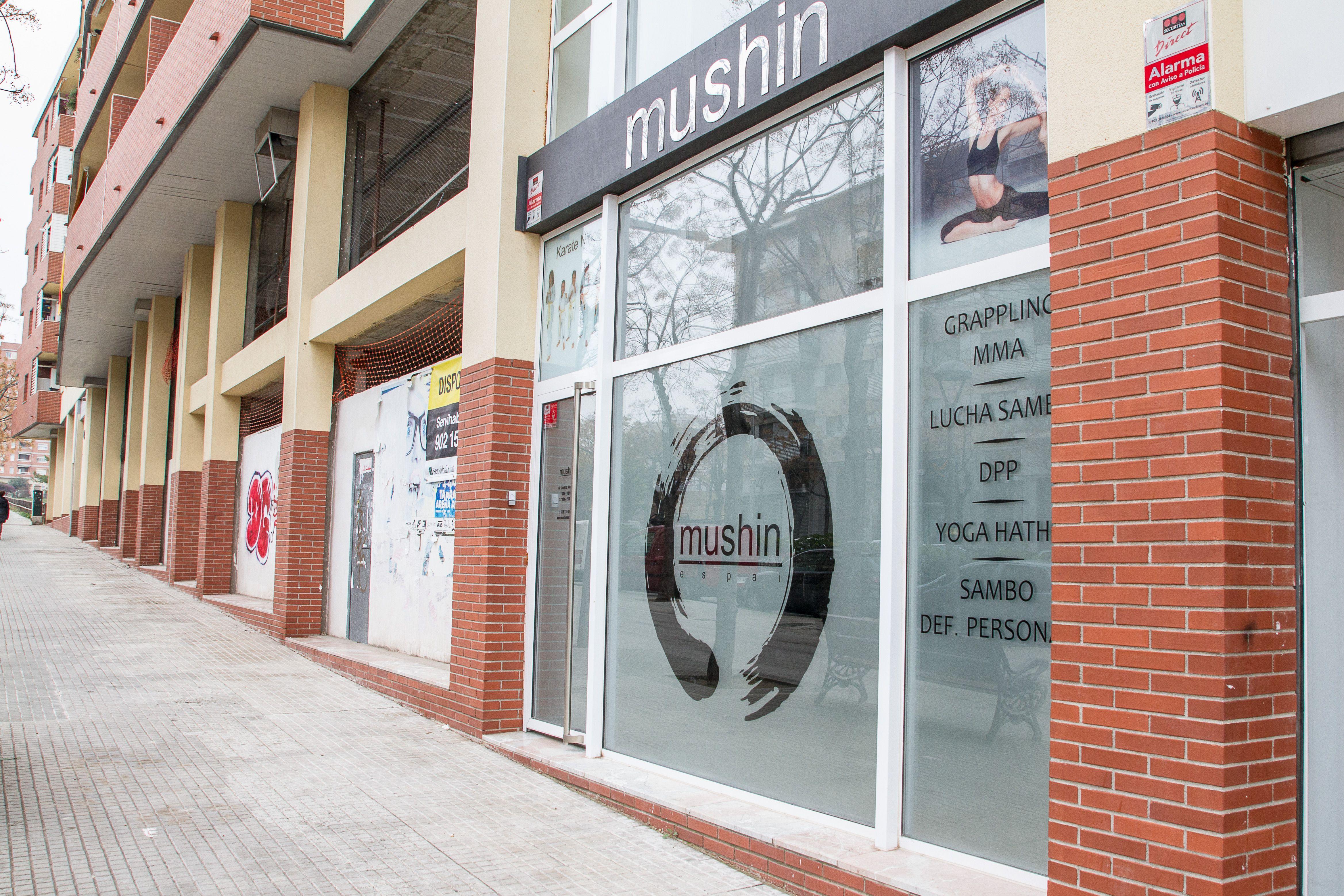 Mushin Espai. Escuela de artes marciales en Tarragona