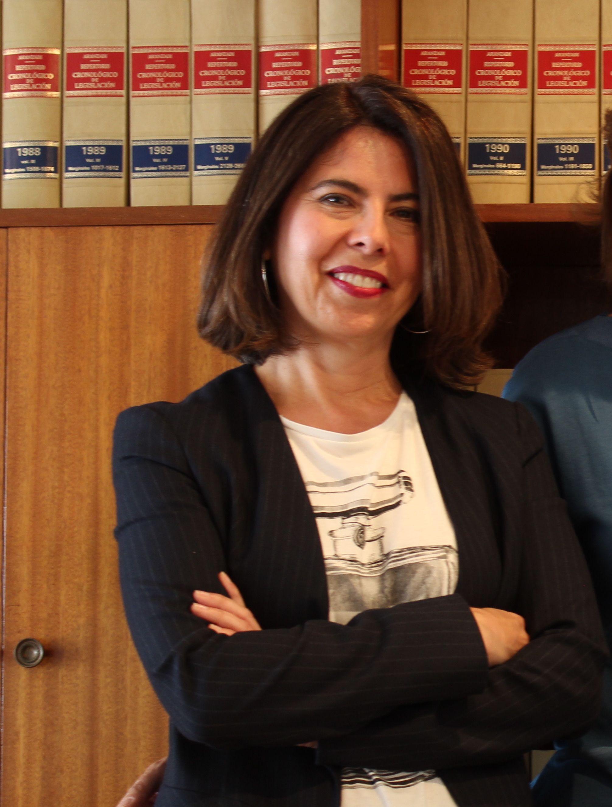 Lourdes Cano García, derecho de la circulación y responsabilidad civil