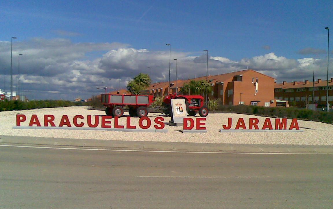 Foto 22 de Rotulación y señalización en Paracuellos de Jarama | Alher