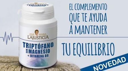 Os presentamos un nuevo producto ; Triptofano con Magnesio + B6