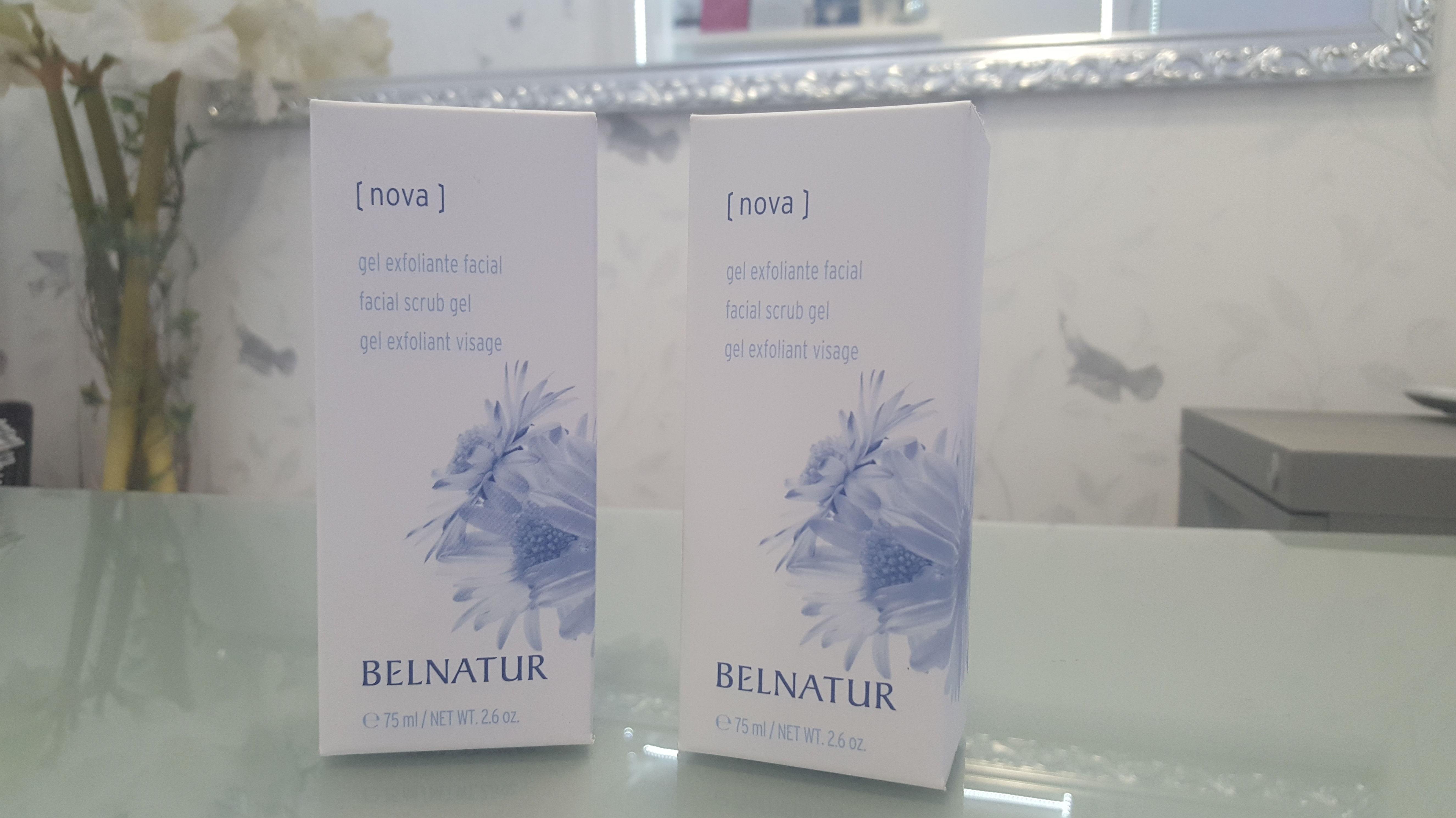 Exfoliante NOVA de BELNATUR