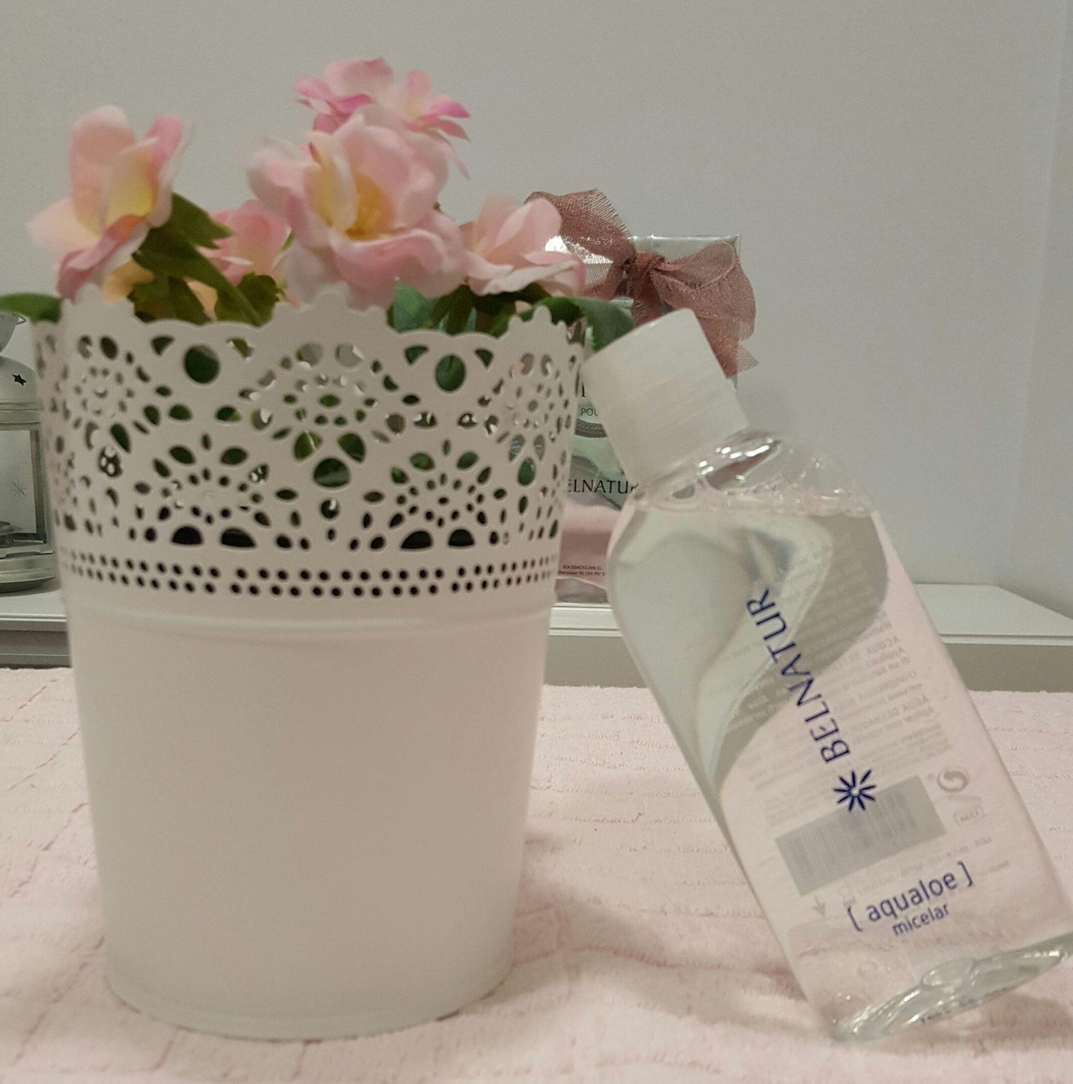 Agua Micelar AQUALOE