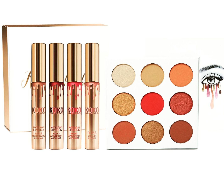 Koko Kollection & The Burgundy Palette de Kylie Cosmetics estan en camino