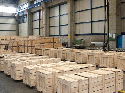Embalajes para exportaciones: Servicios de Embalajes Cubix, S.L.