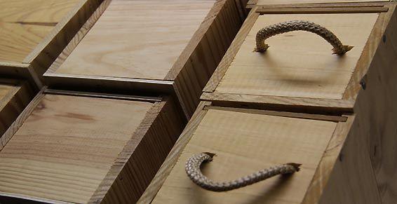 Embalajes a medida: Servicios de Embalajes Cubix, S.L.