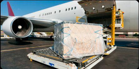 Transporte de cargas aéreas y marítimas: Servicios de Embalajes Cubix, S.L.