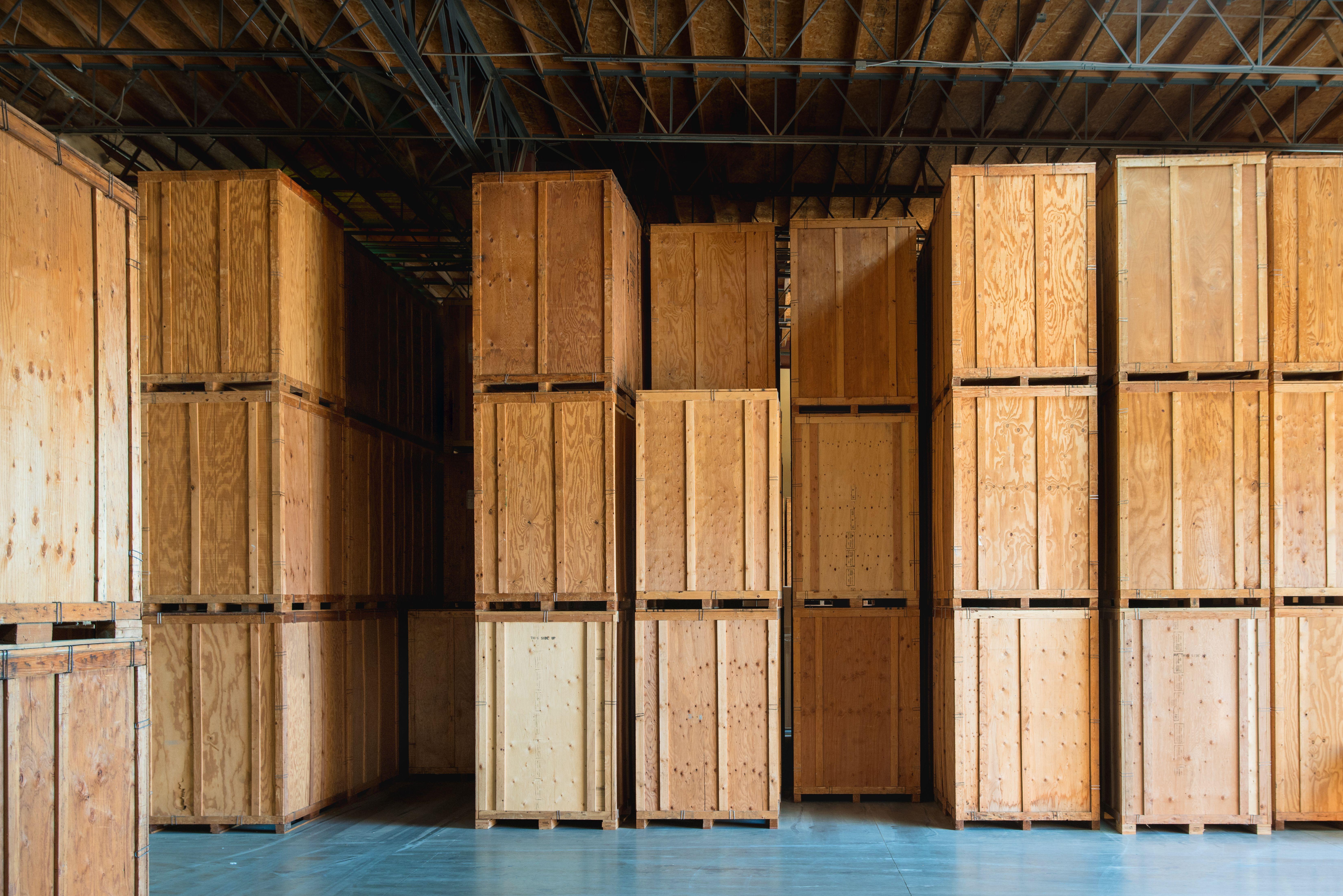 Embalajes de madera de gran calidad en Fuenlabrada