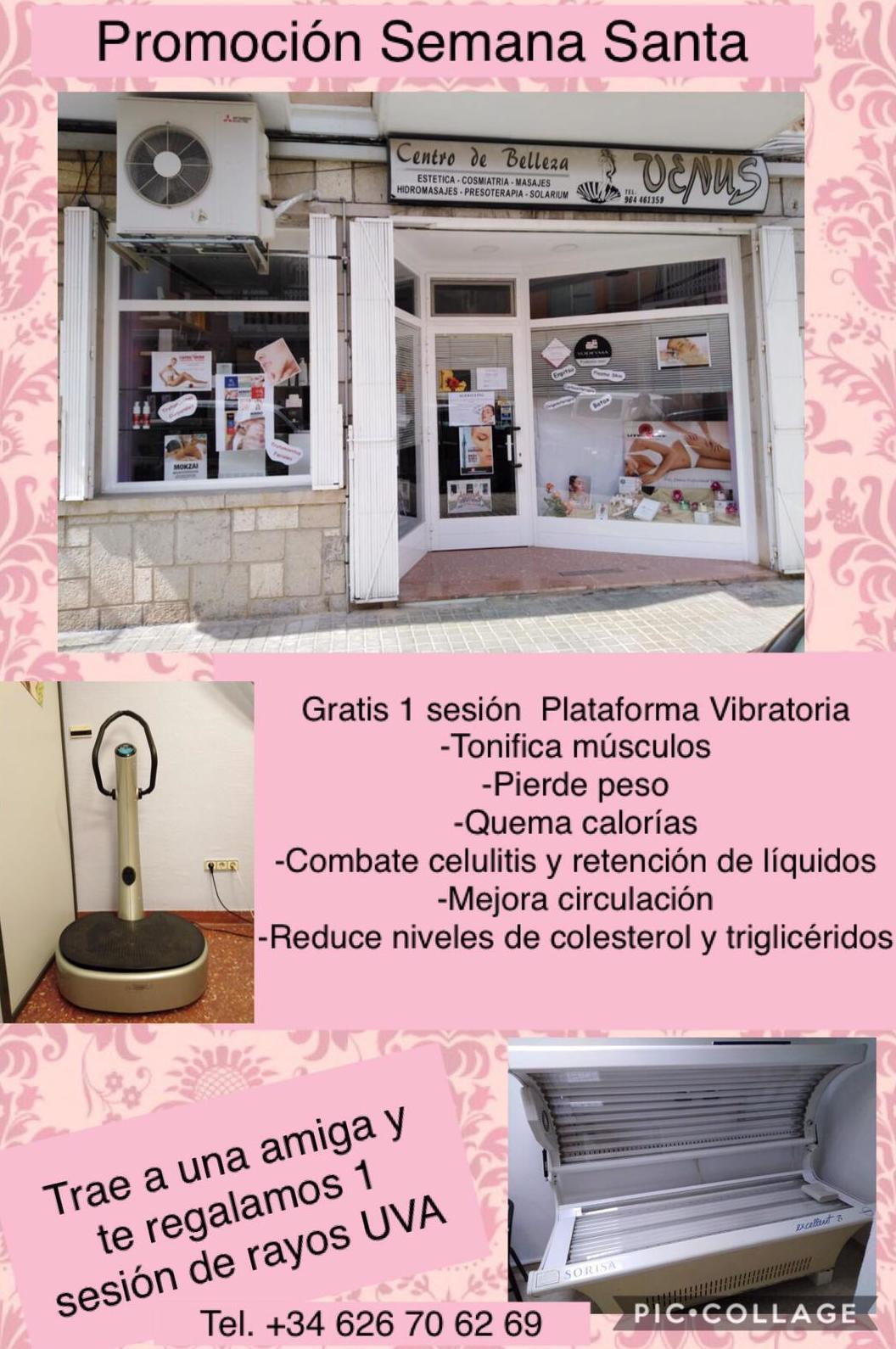 Foto 12 de Estética y belleza en Benicarló | Centro de Belleza Venus