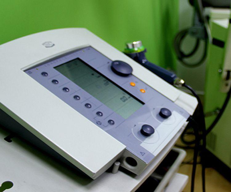 Últimos aparatos en podología