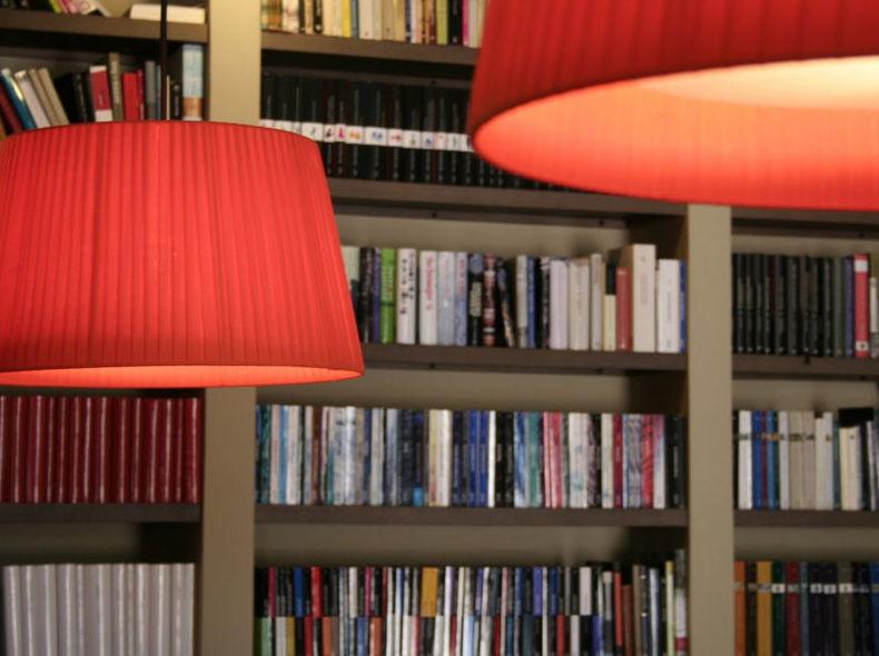 Zonas comunes con biblioteca, wifi, billar...