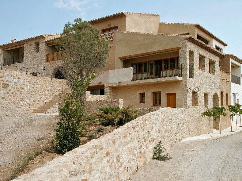 Alojamiento rural en la comarca de El Maestrazgo