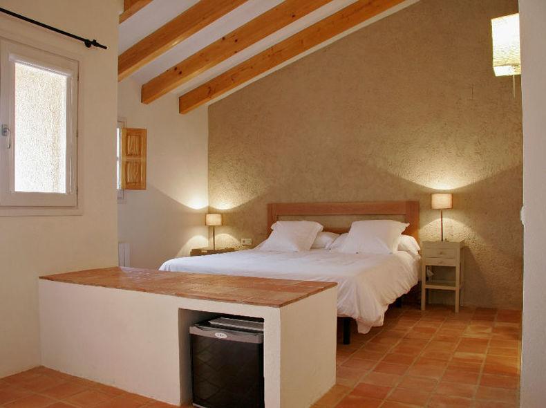 Alojamiento con 18 suites en corazón de El Maestrazgo