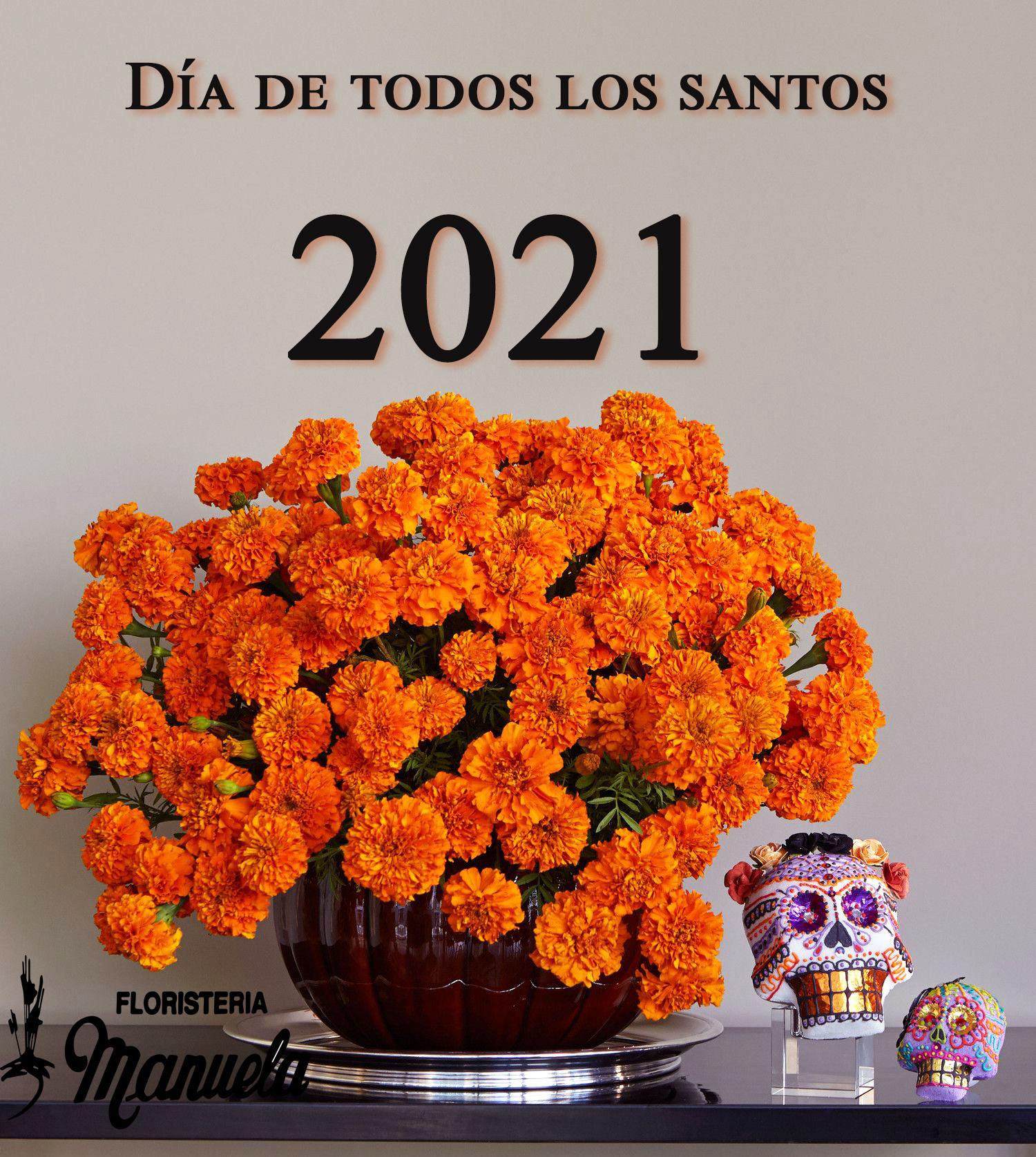 Día de todos los santos 2021