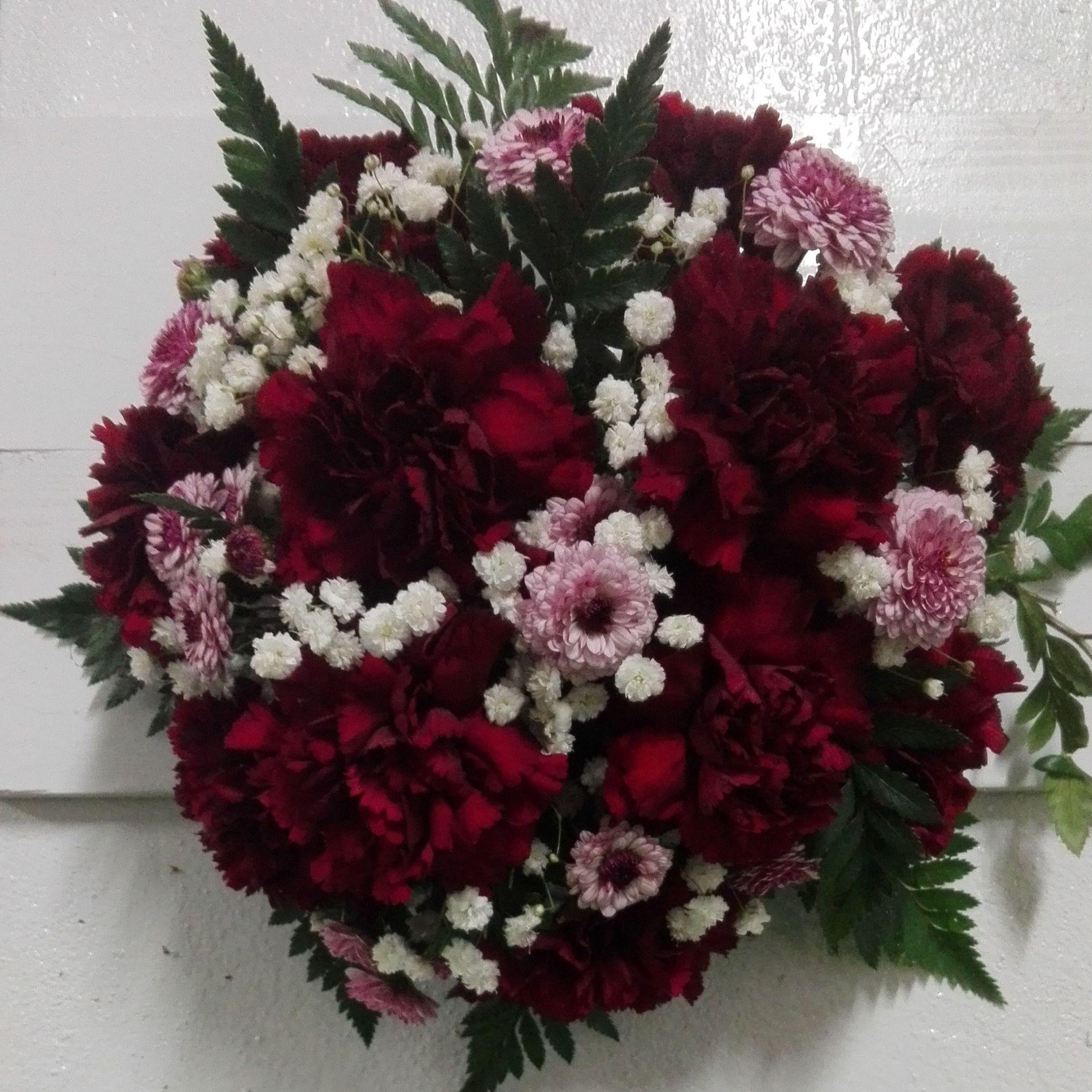 Moña floral