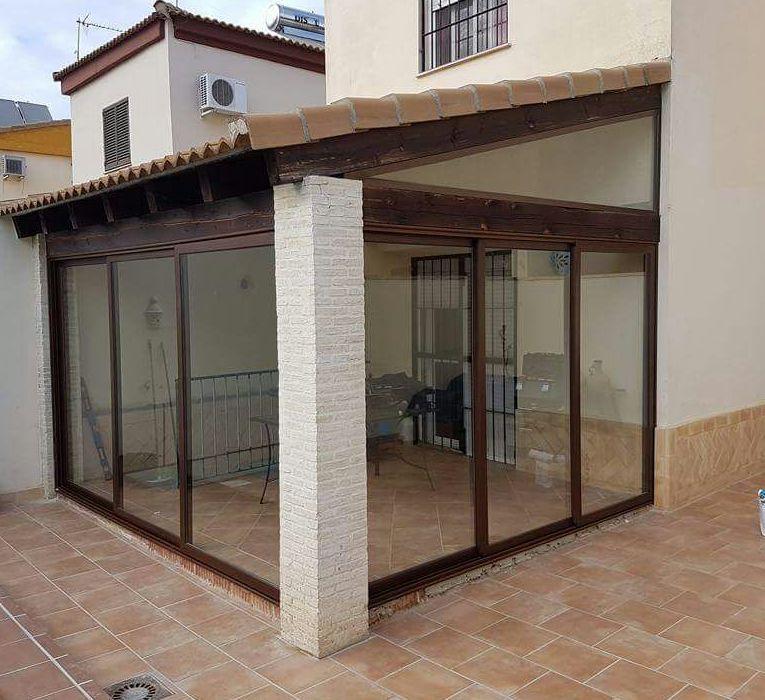 Cerramientos de aluminio en Sevilla