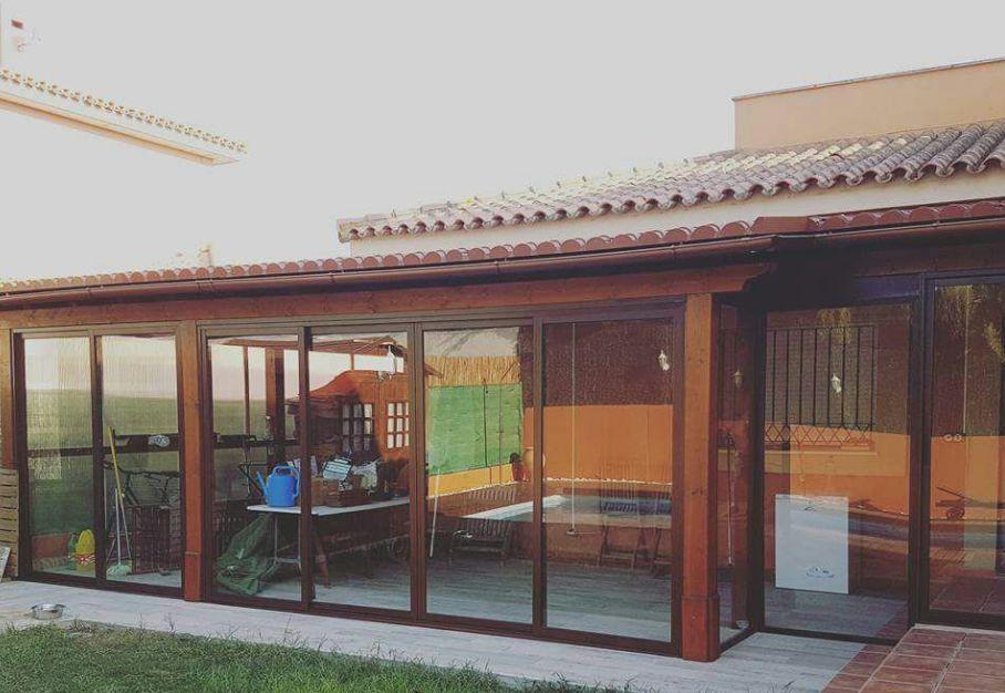 Cerramientos de PVC en Sevilla