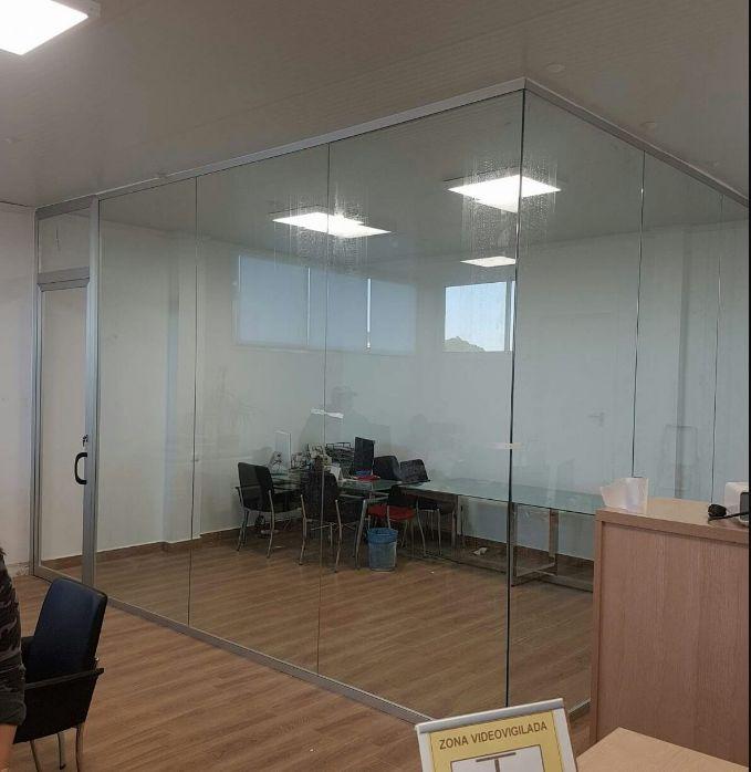 Cortinas de cristal en Sevilla