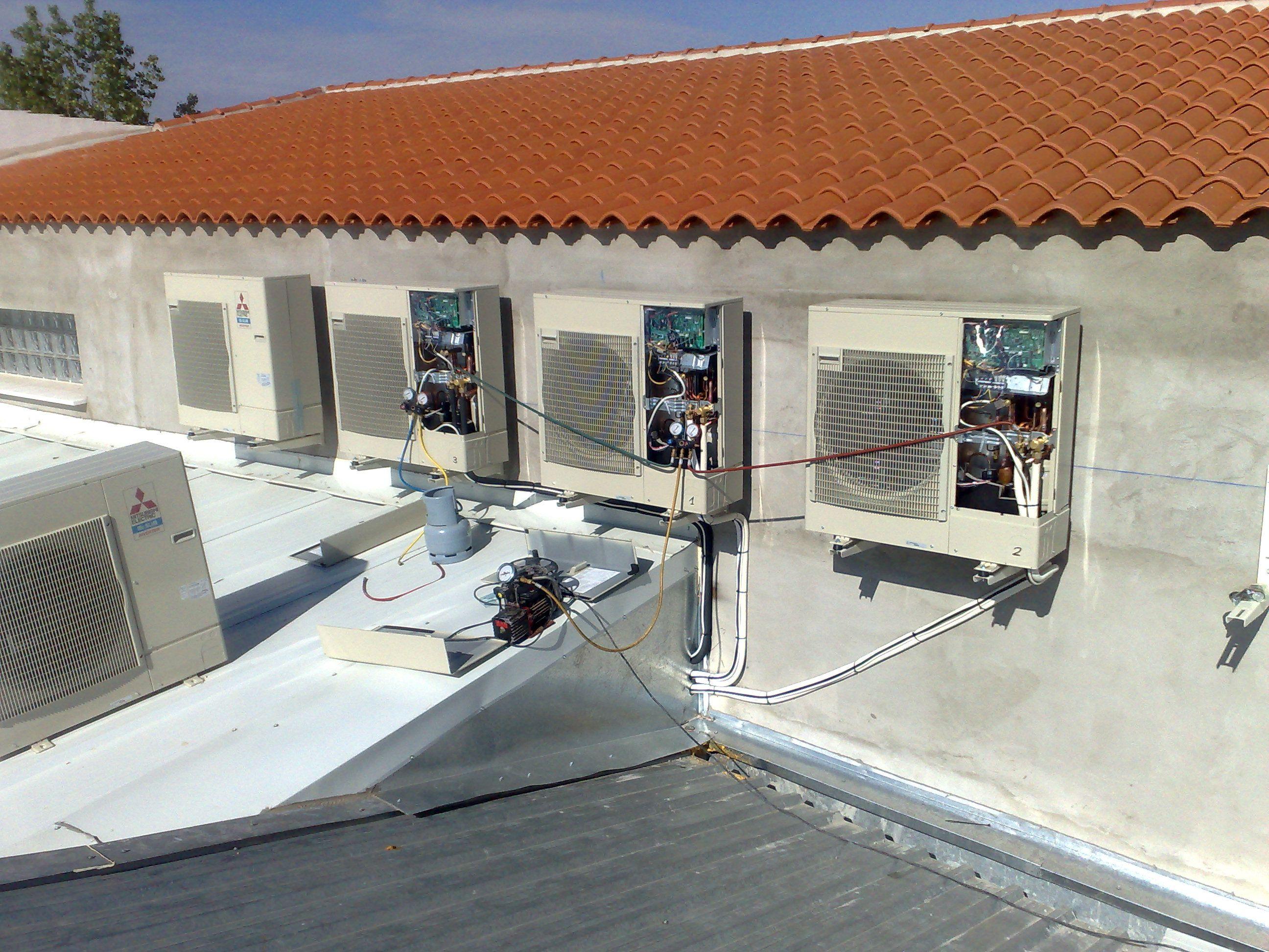Foto 2 de Instalación, reparación y mantenimiento de aire acondicionado en Quintanar de la Orden | Servi- Electro Quintanar