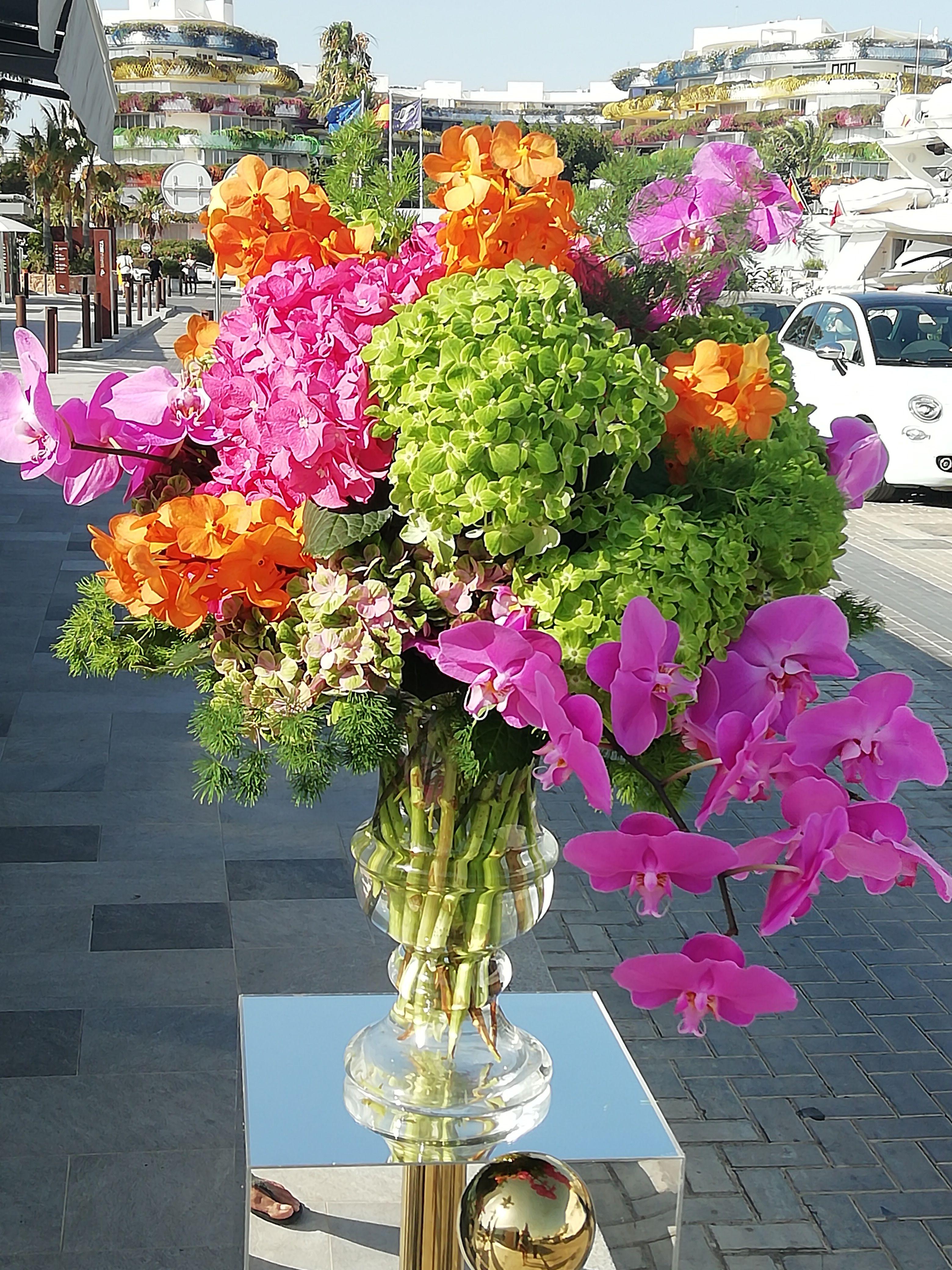 Inauguración de la tienda Bulgari en Marina Ibiza