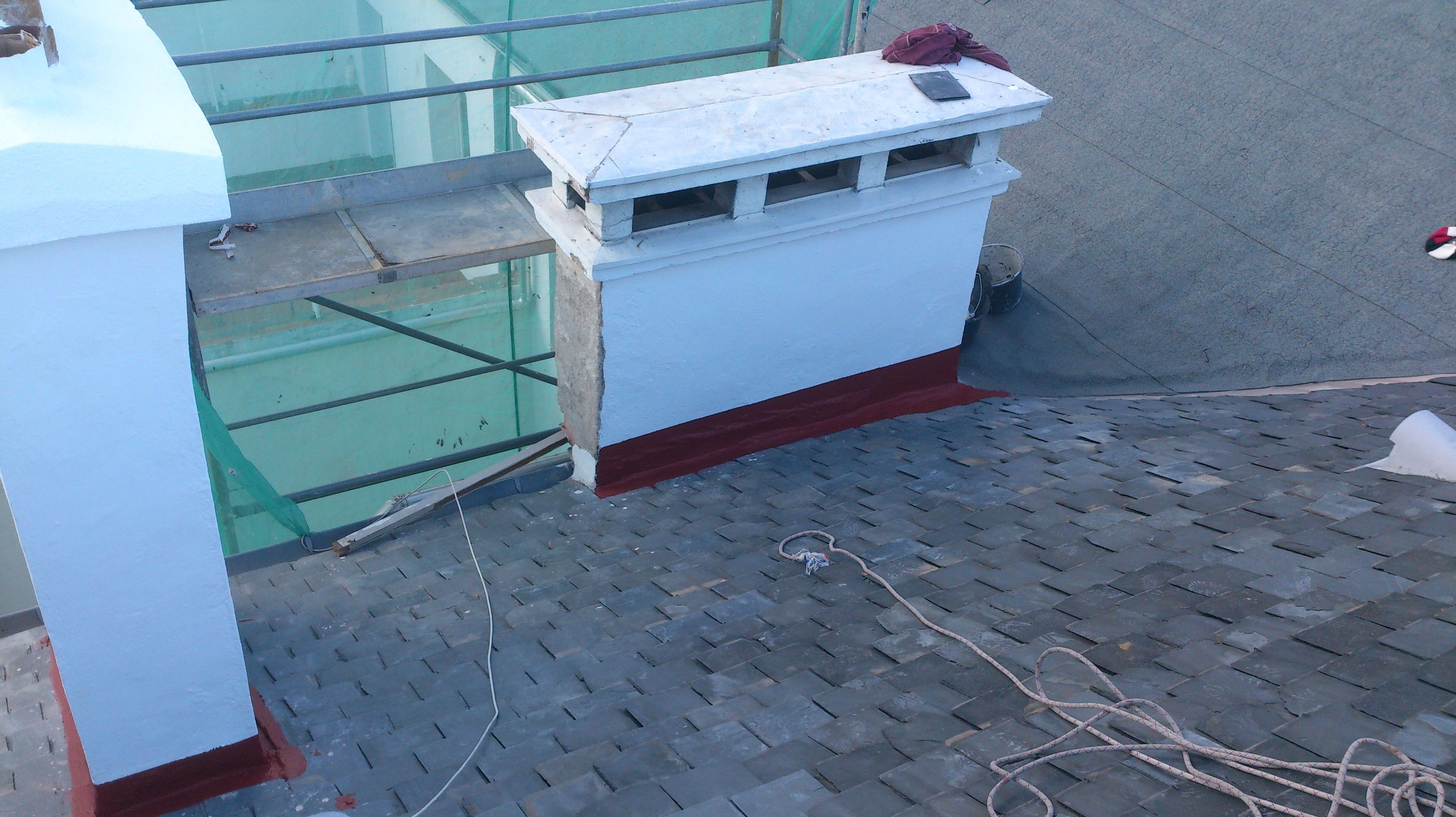 Foto 11 de Rehabilitación de edificios en  | Pedro Vertical