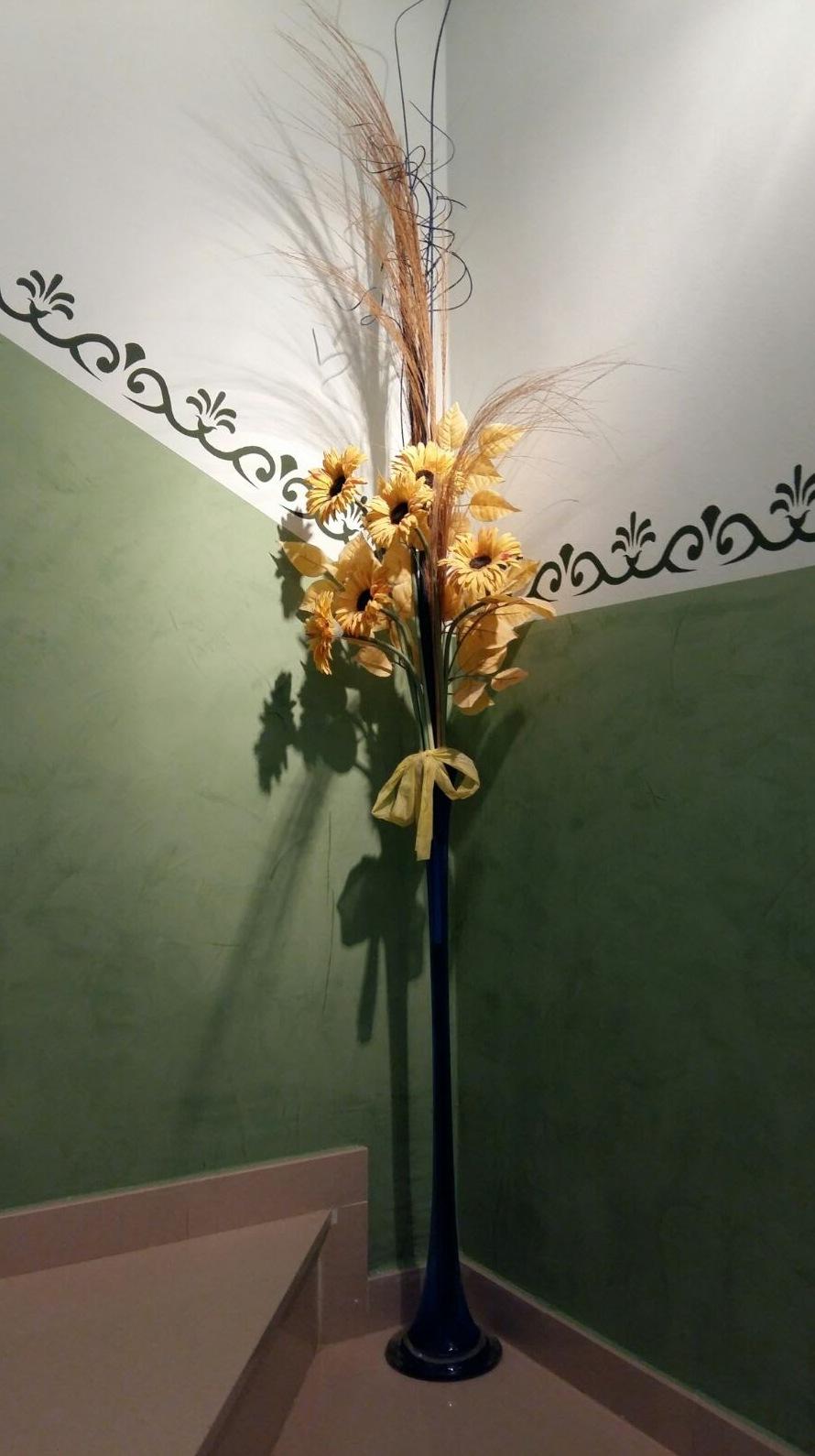 Pintura decorativa en Vallirana  Noviembre 2014