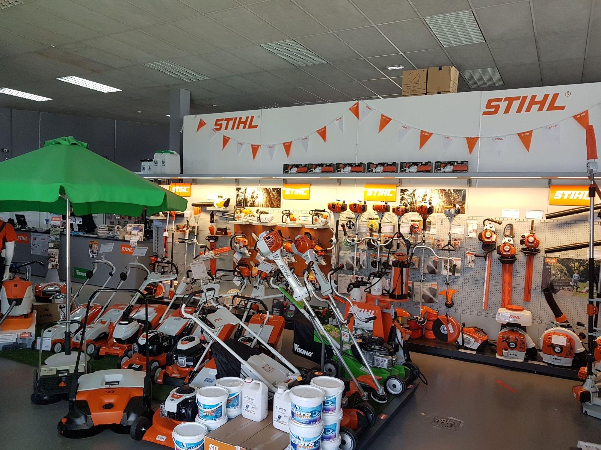 Todo tipo de productos Stihl en Jerez de la Frontera