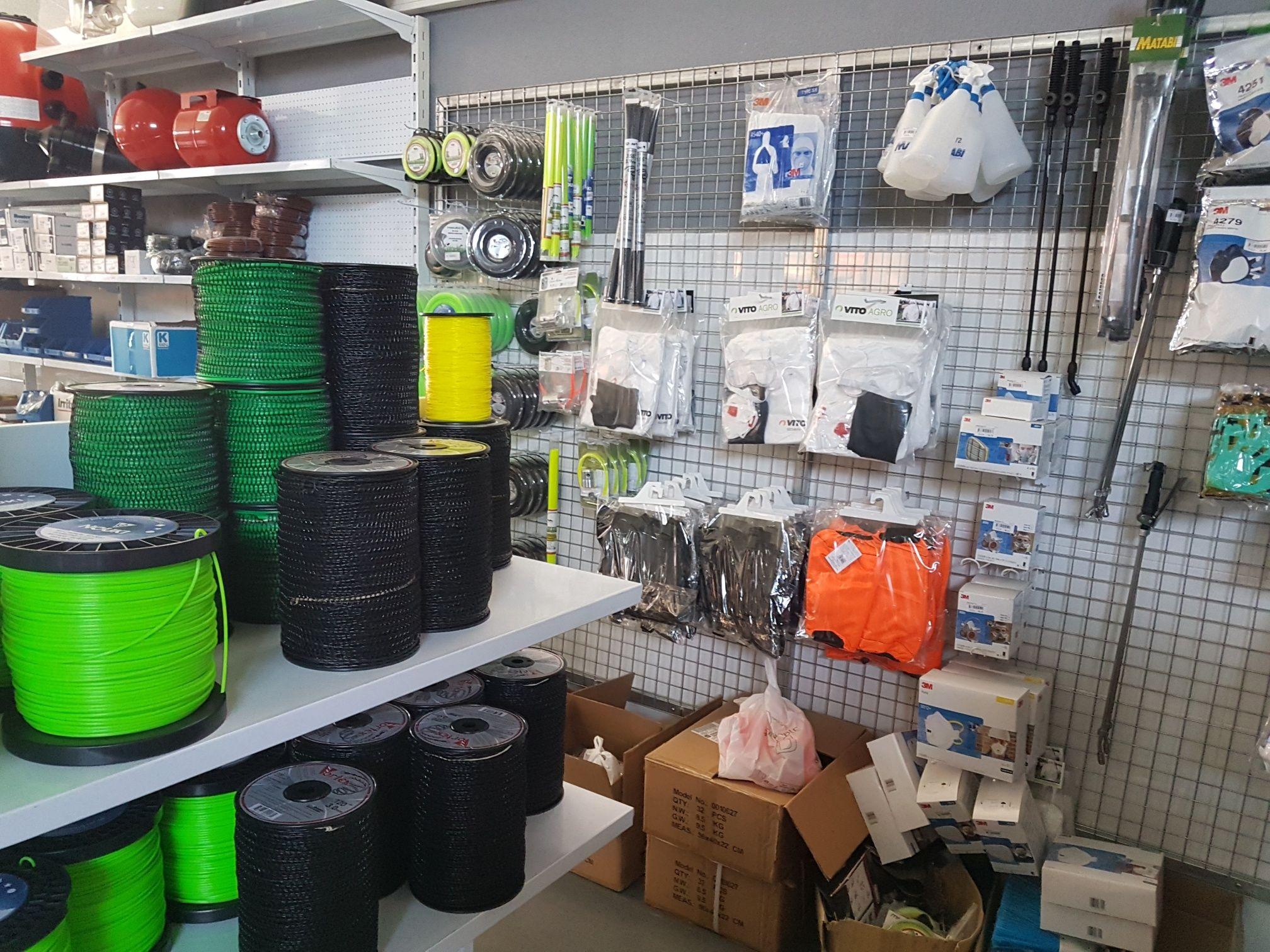 Tienda especializada en herramientas profesionales en Jerez de la Frontera