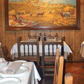 Entradas: Carta de Restaurante Santi Mostacilla