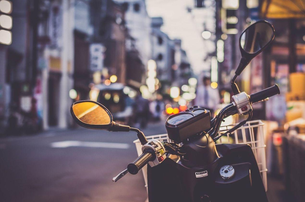 Seguro temporal de moto