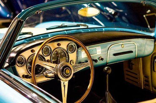Seguro temporal coche antiguo