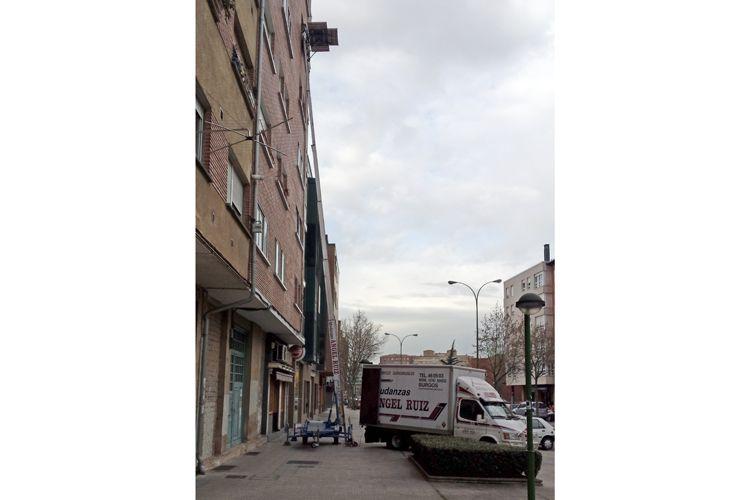 Grúa para mudanzas en Burgos