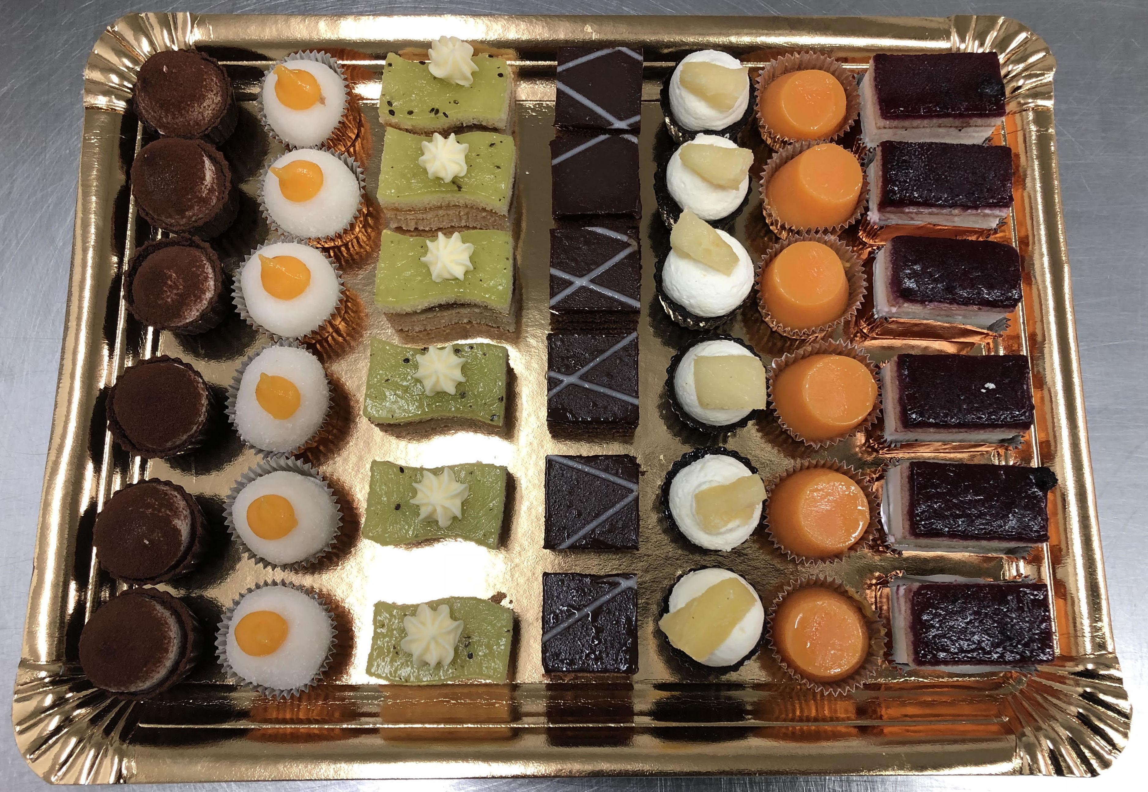 Catering: Productos y servicios de Panadería Pastelería Cafetería Pulido Alonso