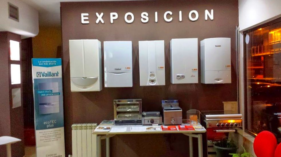 calderas Getafe Ecogas