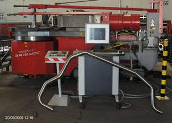 Empresa especializada en el curvado y conformado de tubos, varillas y todo tipo de perfiles demetal