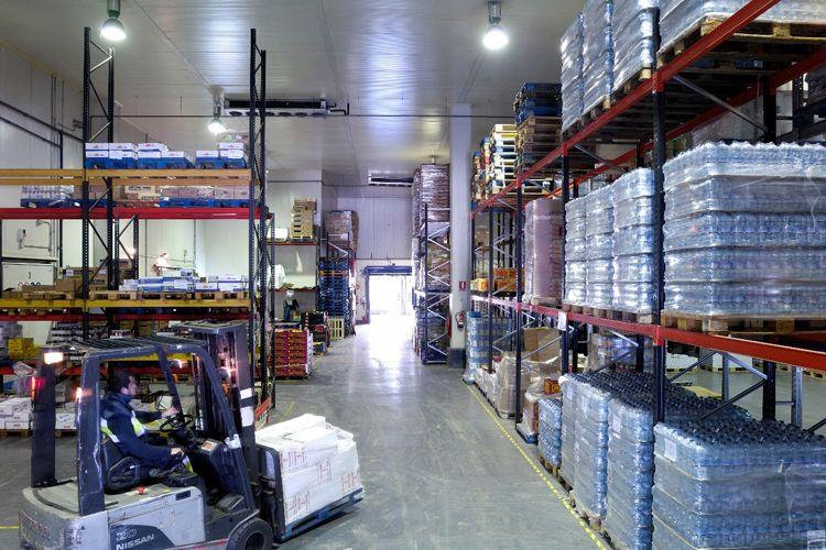 Almacenaje de mercancías en Barcelona