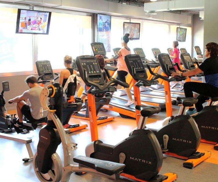 Modernas instalaciones en tu gimnasio de Arturo Soria