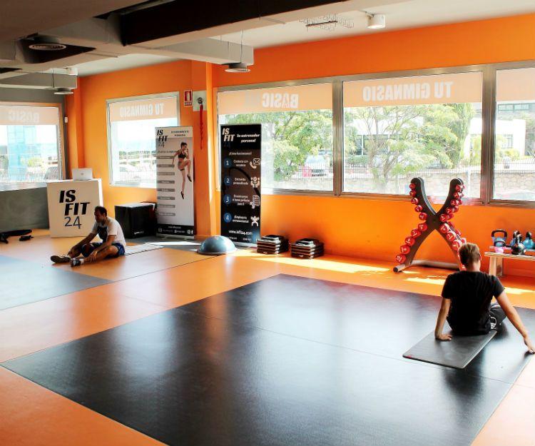 Una de nuestras salas de entrenamiento en Arturo Soria
