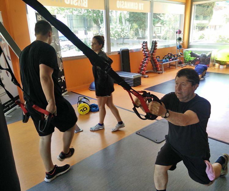 Gimnasio y centro de entrenamiento personal en Madrid