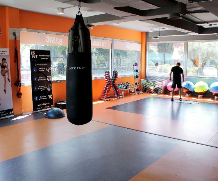 Salas de entrenamiento especializado