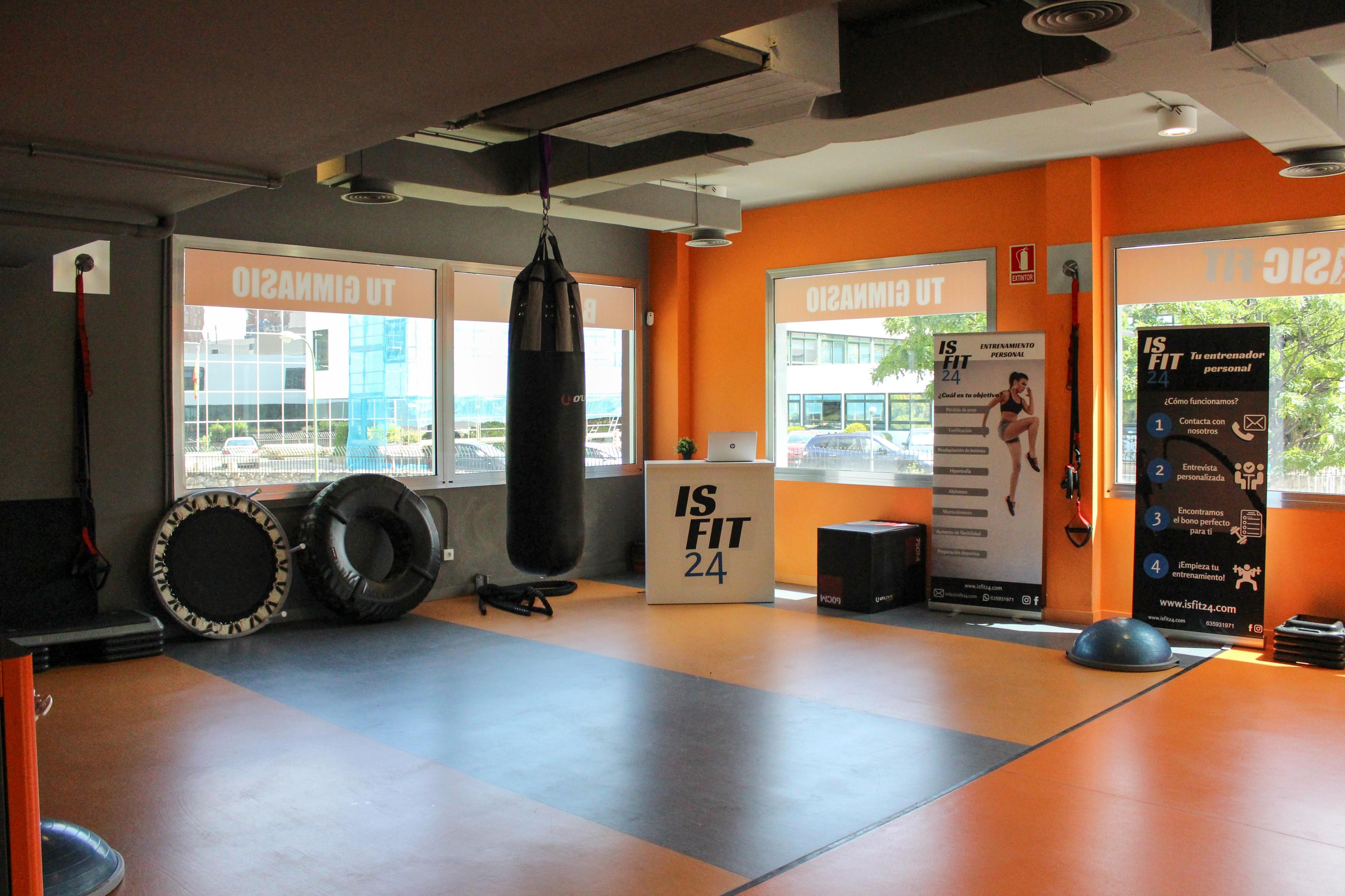 Foto 5 de Centro especializado en entrenamientos deportivos en Madrid | Isfit24