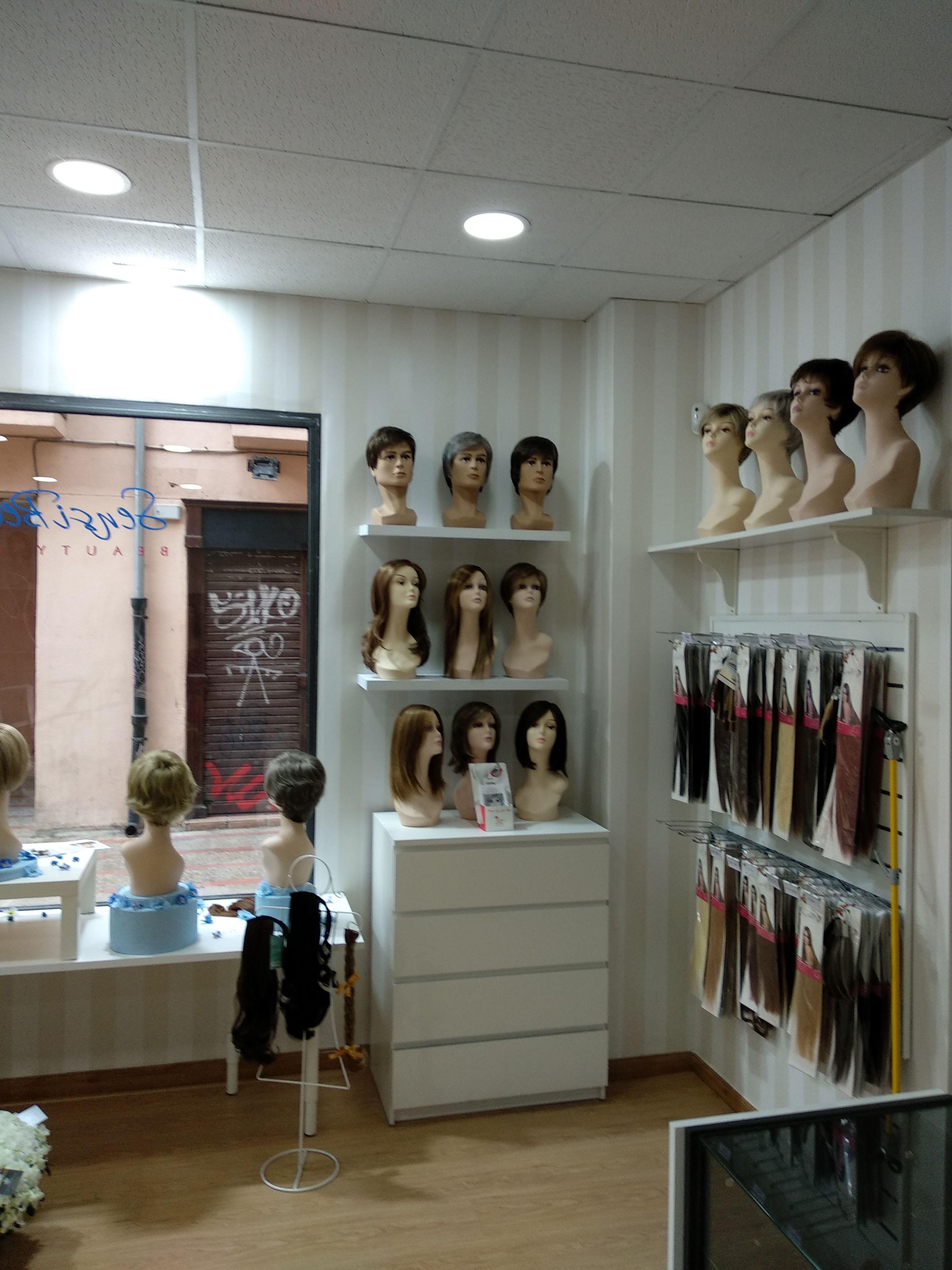 Foto 4 de Pelucas y extensiones en Alcalá de Henares | SensiBelle Beauty Hair