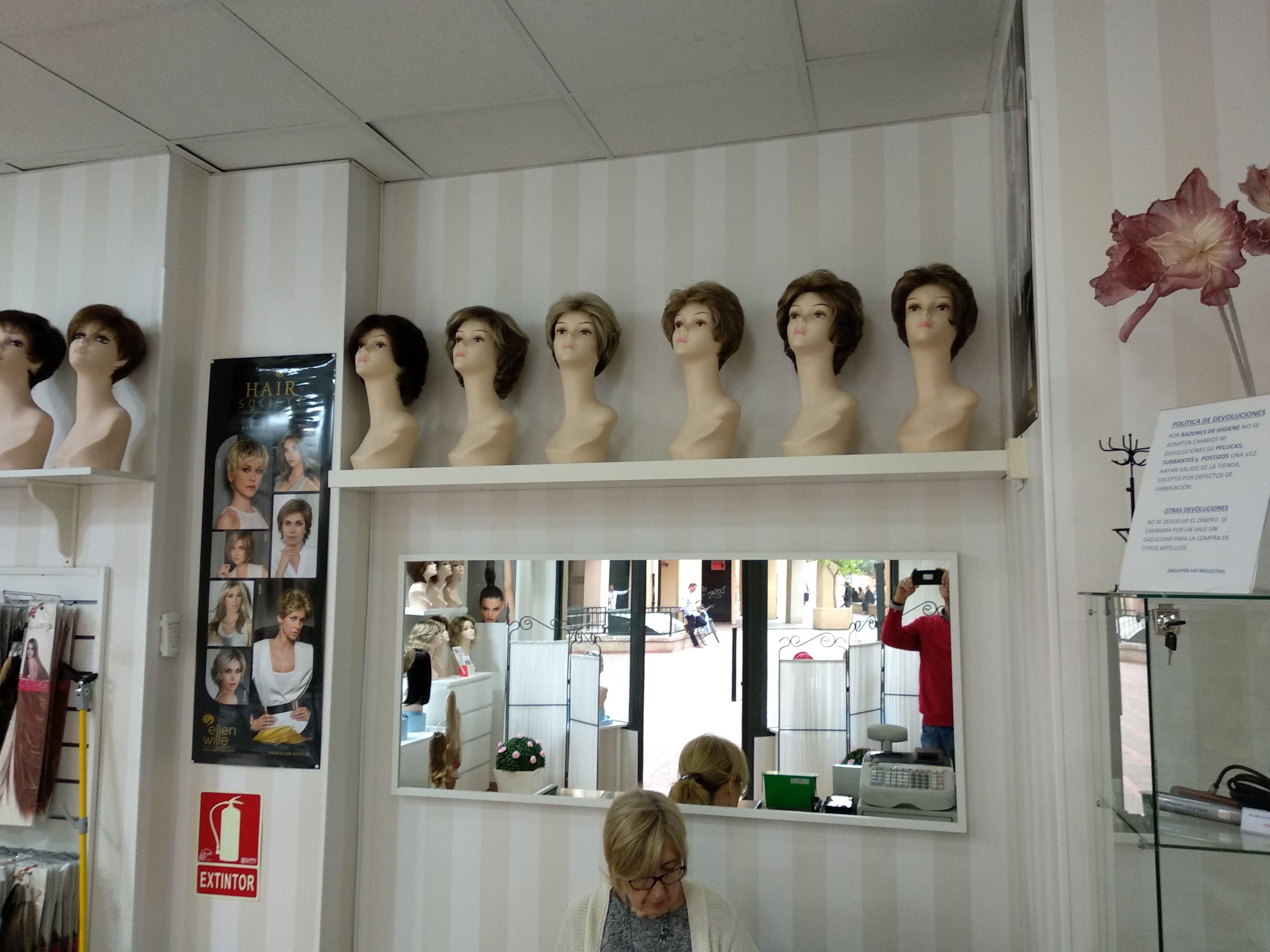 Foto 7 de Pelucas y extensiones en Alcalá de Henares | SensiBelle Beauty Hair