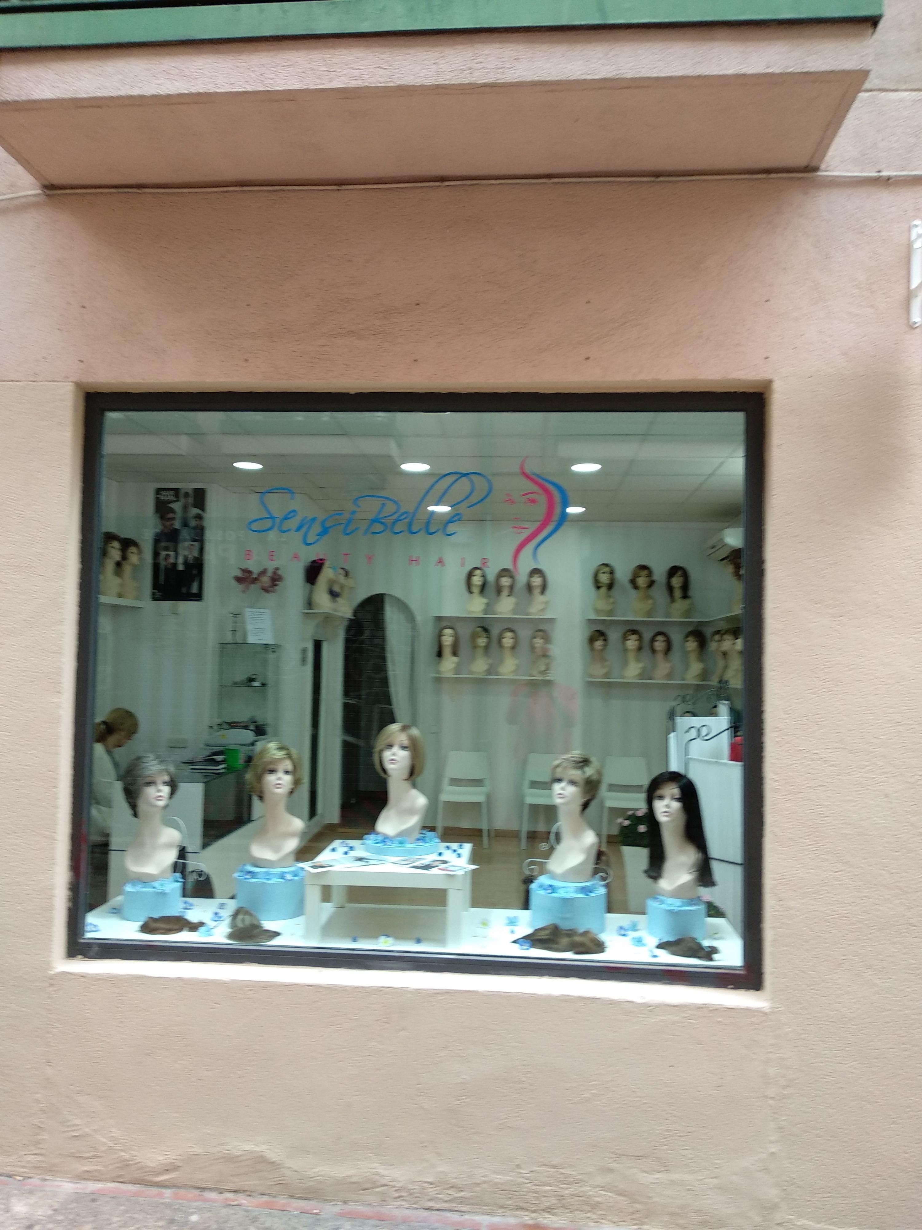 Foto 3 de Pelucas y extensiones en Alcalá de Henares | SensiBelle Beauty Hair