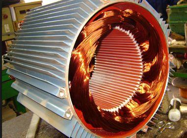 Bobinado de motores eléctricos en Logroño