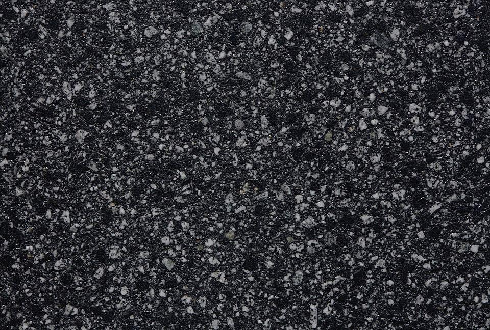 Terrazo: negro