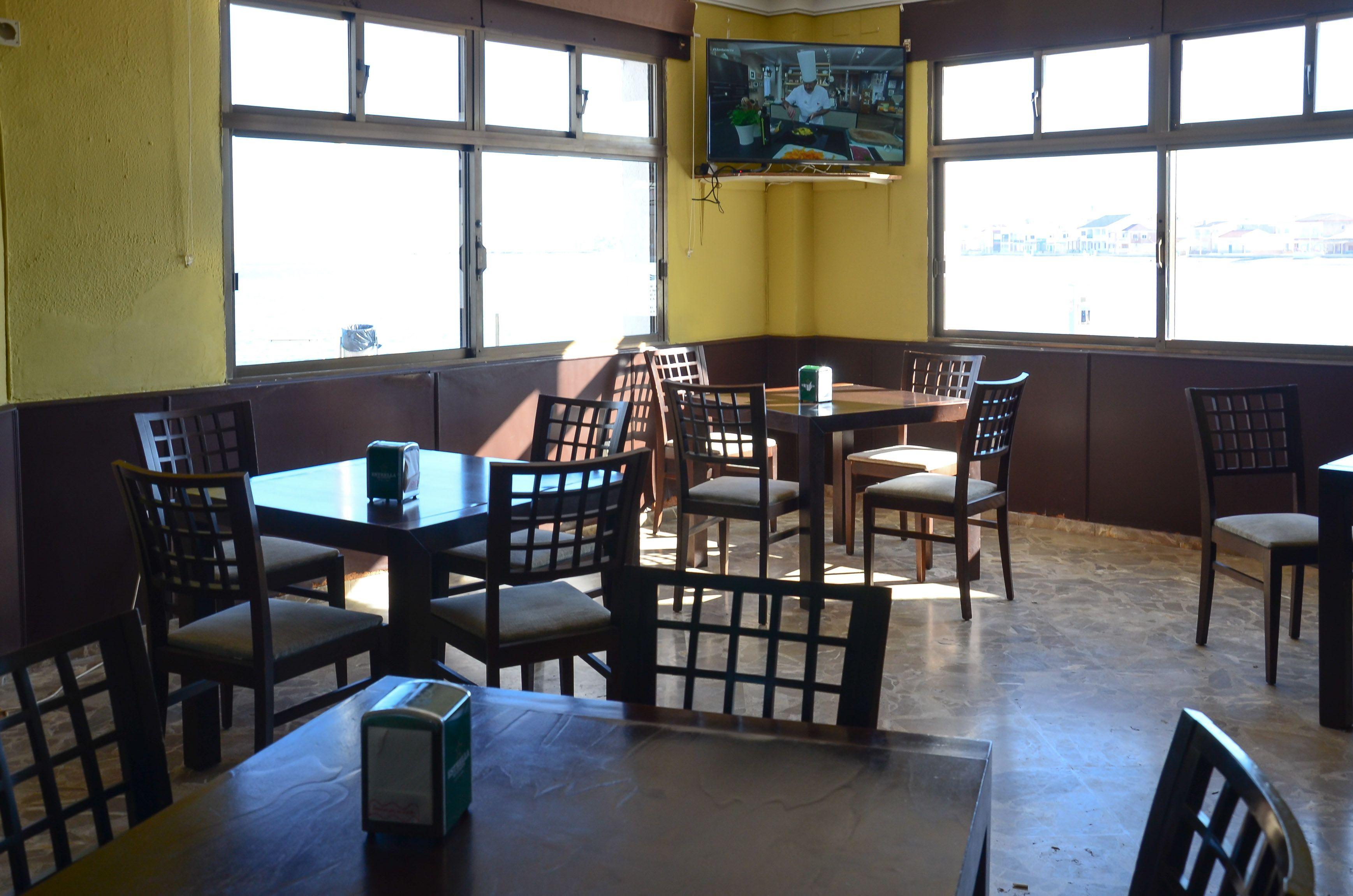 Foto 7 de International kitchen en Los Nietos | Restaurante Club Náutico Los Nietos