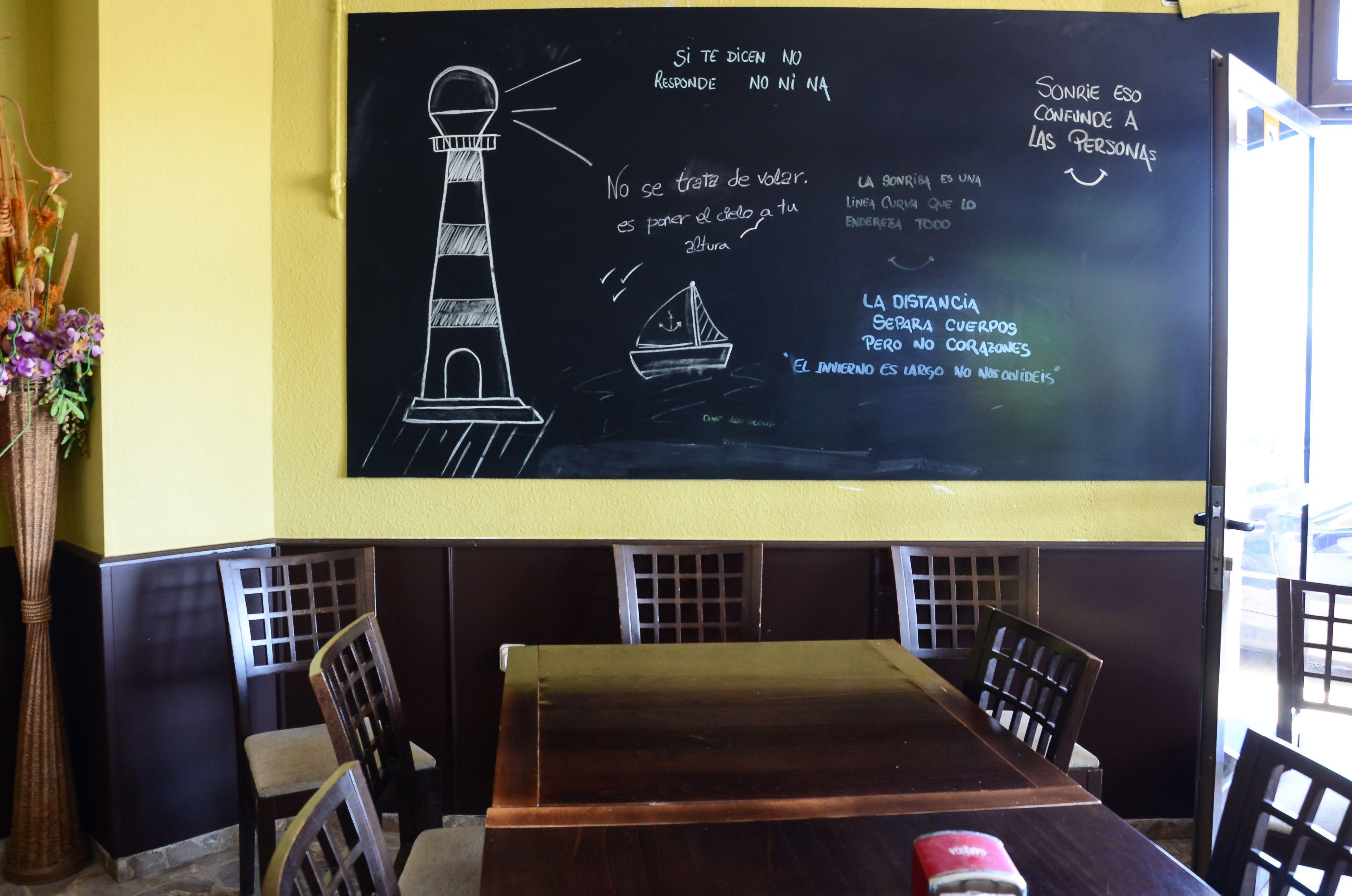 Foto 5 de International kitchen en Los Nietos | Restaurante Club Náutico Los Nietos