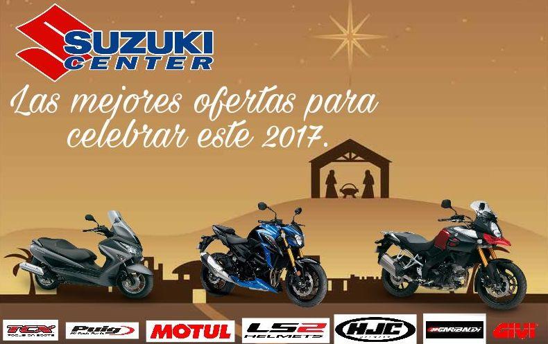 Accesorios, boutique suzuki center motos