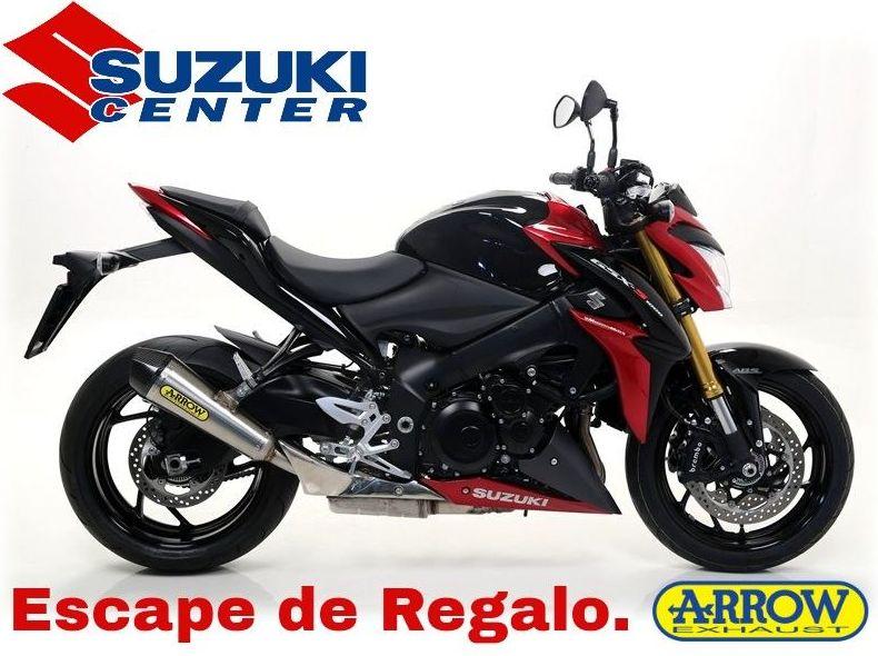 Suzuki Gsxs 1000